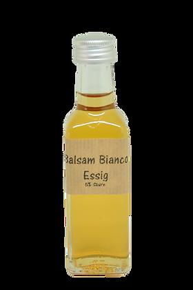 Balsam Bianco Essig