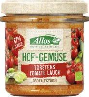 Brotaufstrich Torstens Tomate Lauch