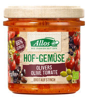 Brotaufstrich Olivers Olive Tomate