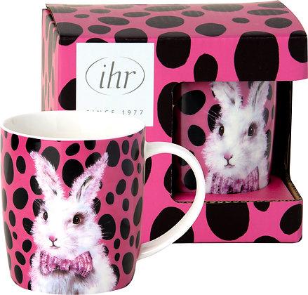 "Porzellanbecher ""Pink Bunny"""