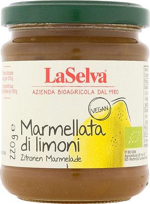 Marmellata di limoni Zitronen Marmelade