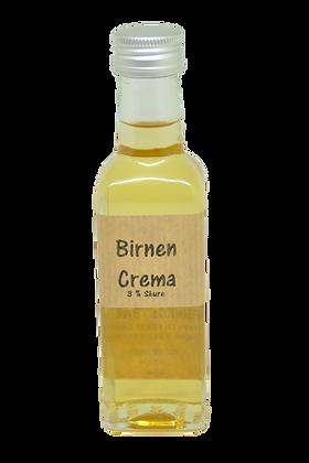 Birne Crema