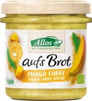 Brotaufstrich Mango & Curry