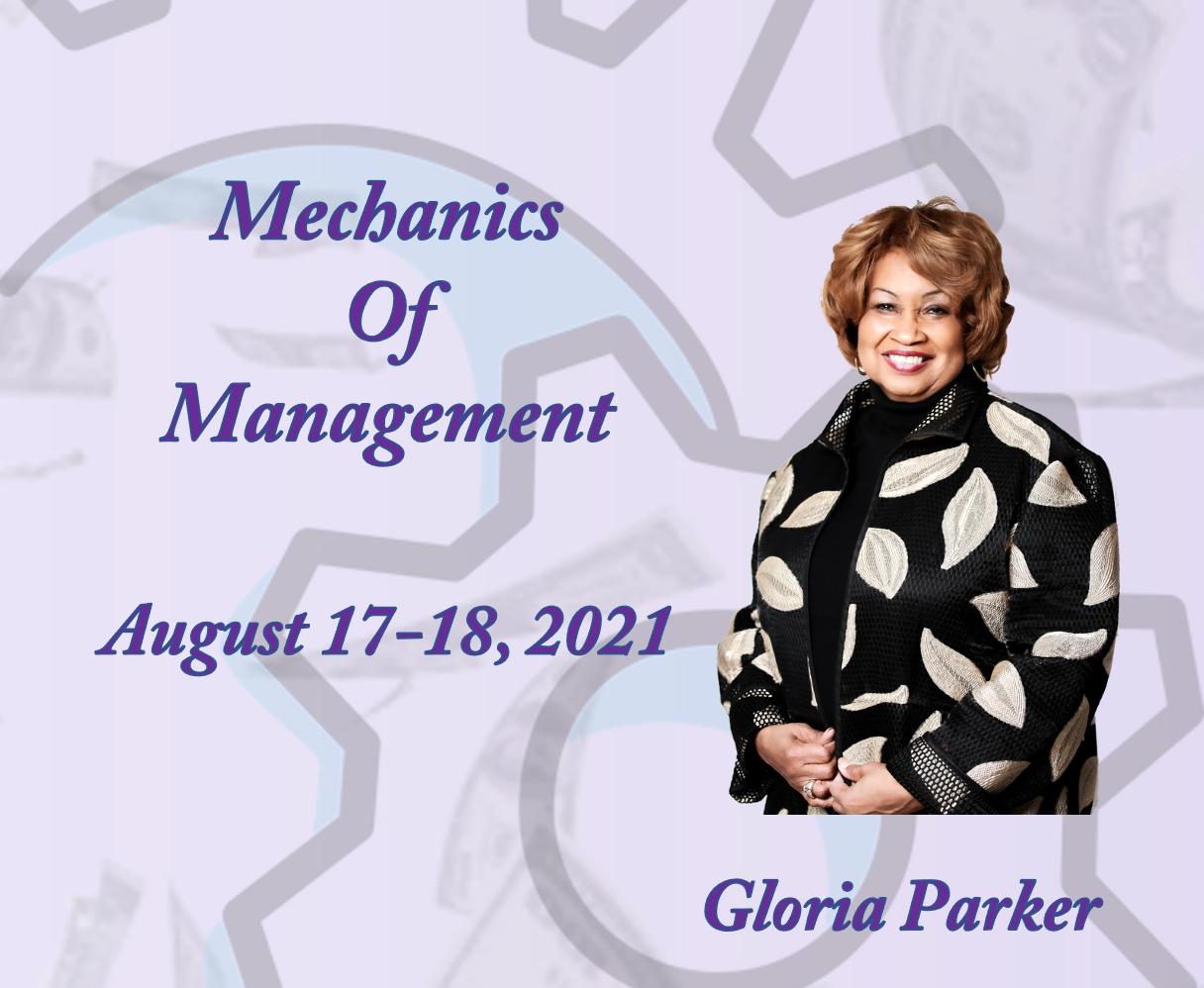 Mechanics of Management