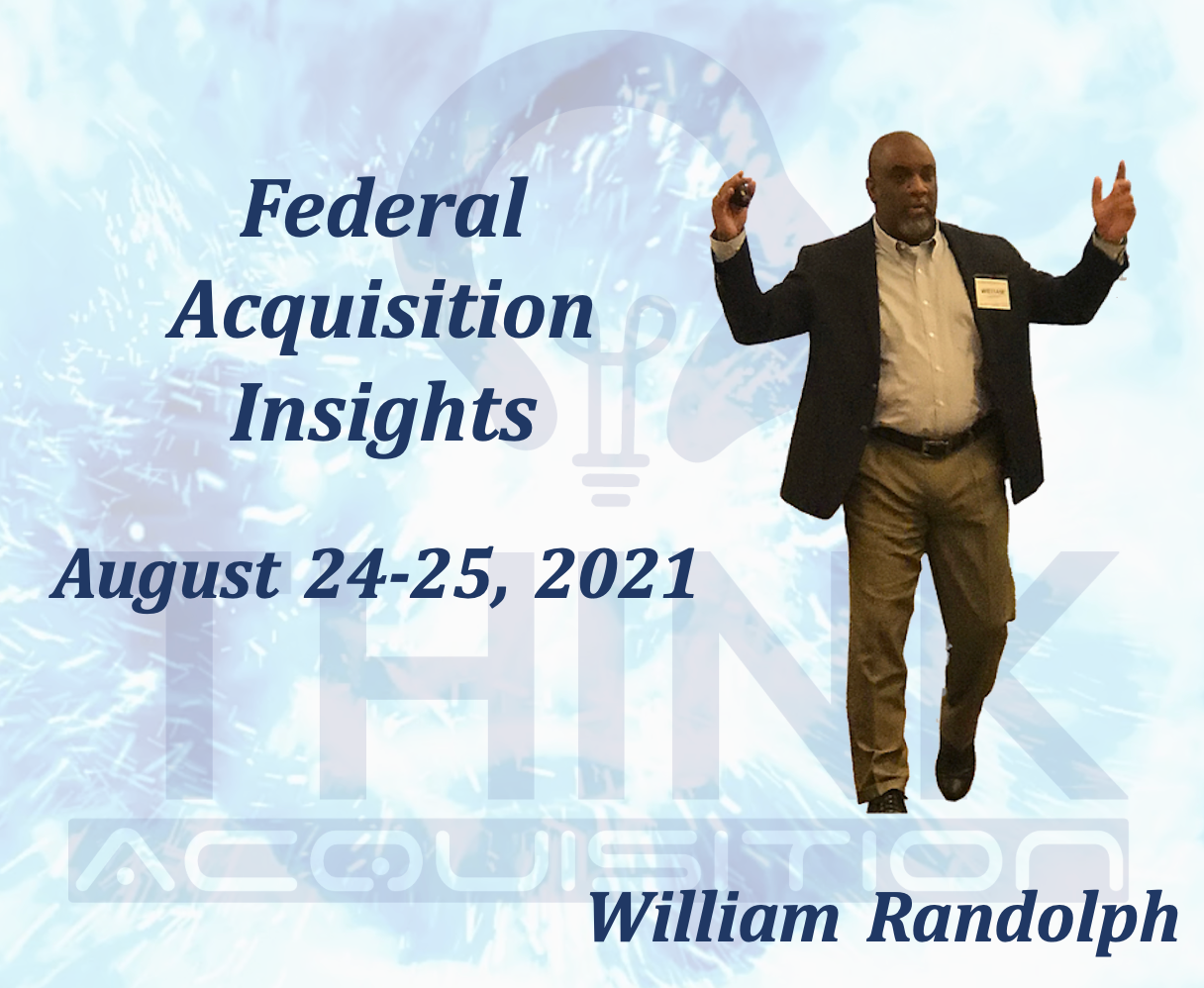 Federal Acquisition Insights