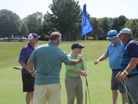 20th Annual Golf Tournament a Cut Above Par