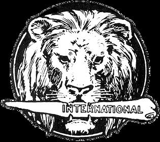 Primeiro logotipo, inspirado na obra da artista francesaRose Bonheur.