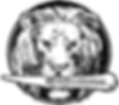 Primeiro logo de Lions Clubs International (1917).