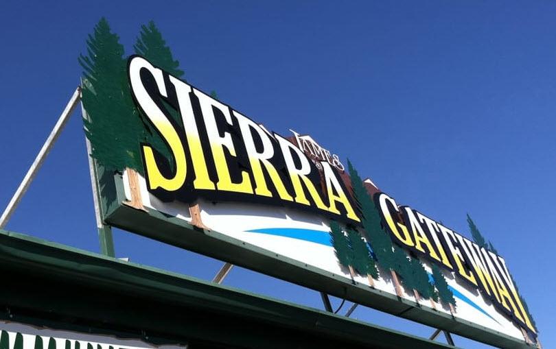 Sierra Gateway Stores-James Store