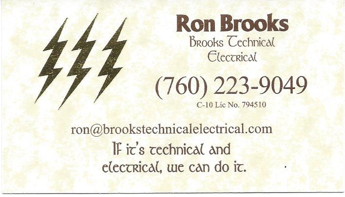 Brooks Technical Electrical