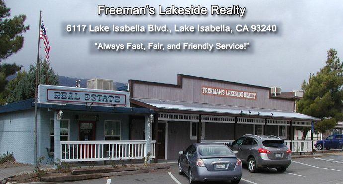 Freeman's Lakeside Realty