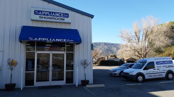 The Appliance Center
