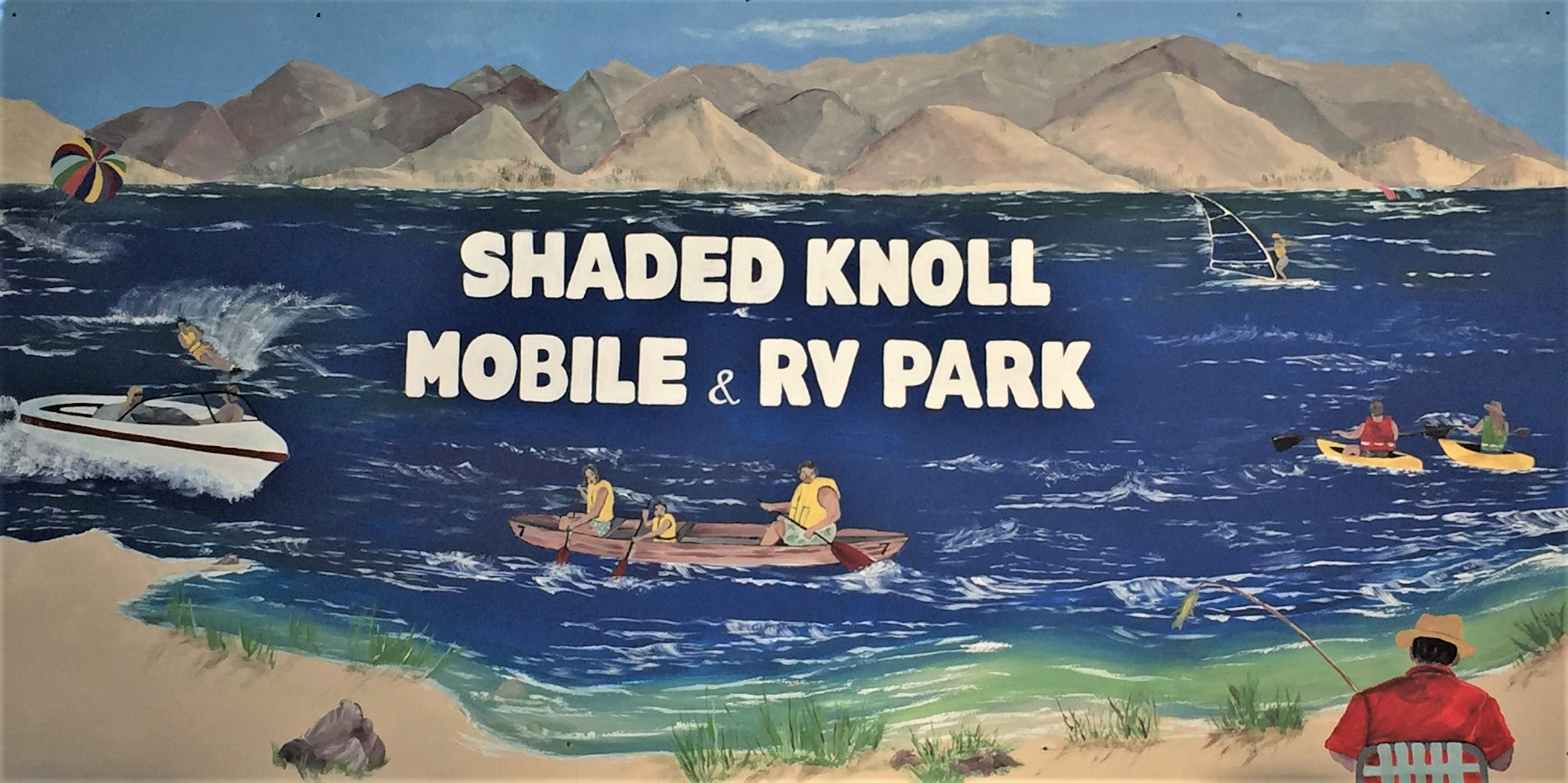 Shaded Knoll Mobile Home & RV Park