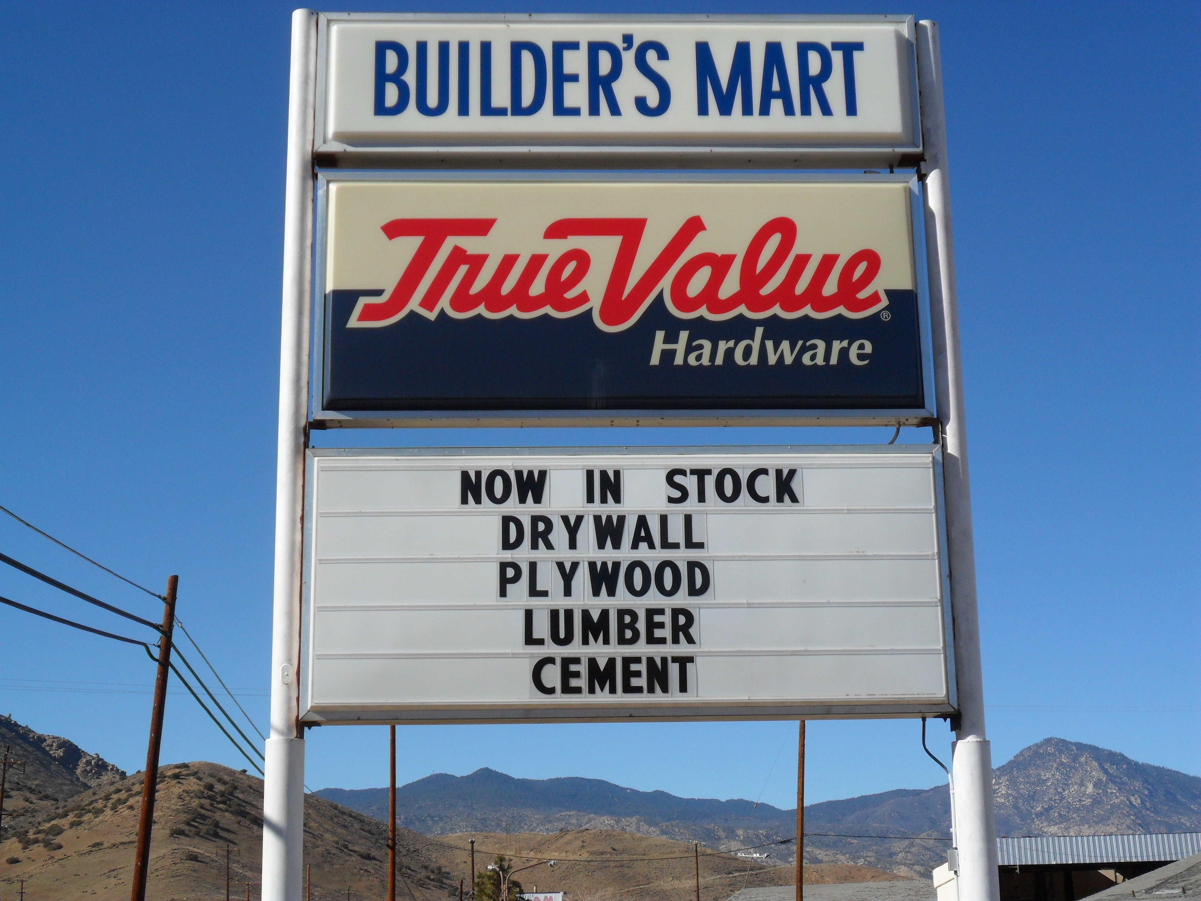 Builder's Mart