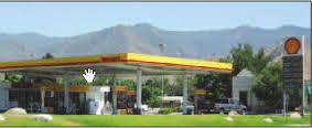 Kern Valley Plaza Shell