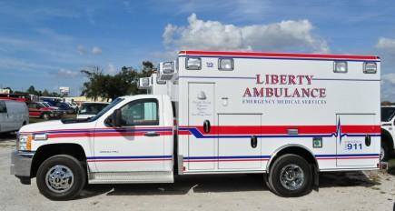 Liberty Ambulance