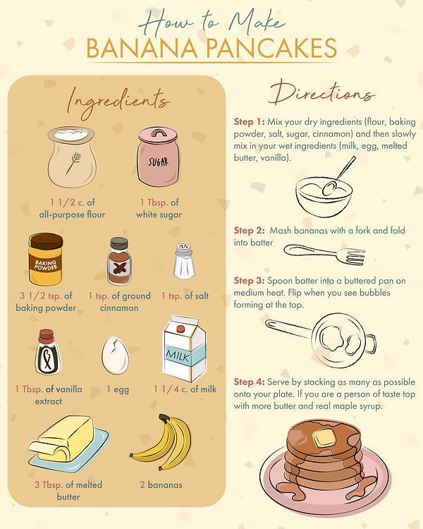 Ashley Goodine- How to make Banana Panca