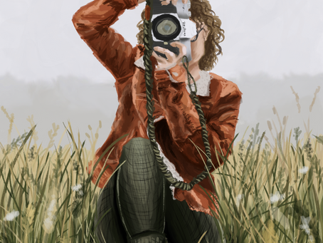 Project Diary: Digital Painting