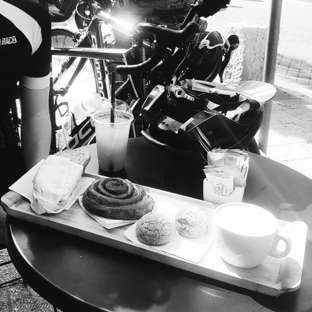 Coffee - a cycling love affair