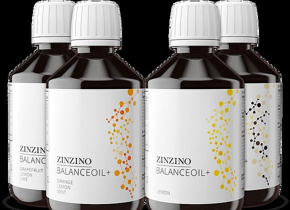 Zinzino balance test + Balance oil