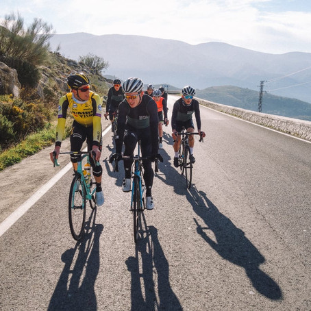 The group ride - the foundation of our cycling fraternity