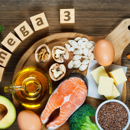 Omega-3 and Performance