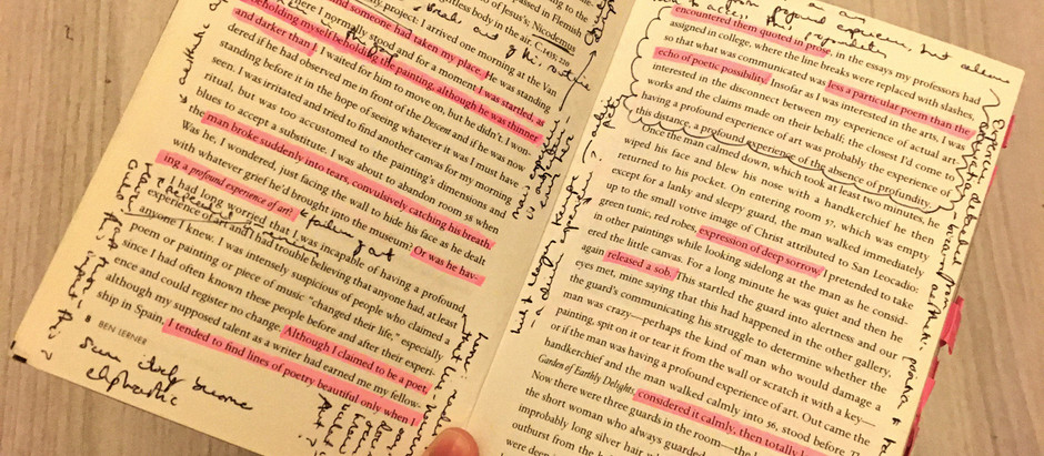 Marginalia: Why You Should Write in the Margins of Your Books