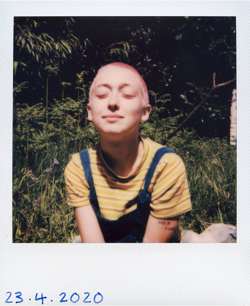 Smiling into the sun. Photography: Emma Birdsall