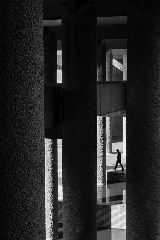 'Walker' by photographer Michele George Bishop