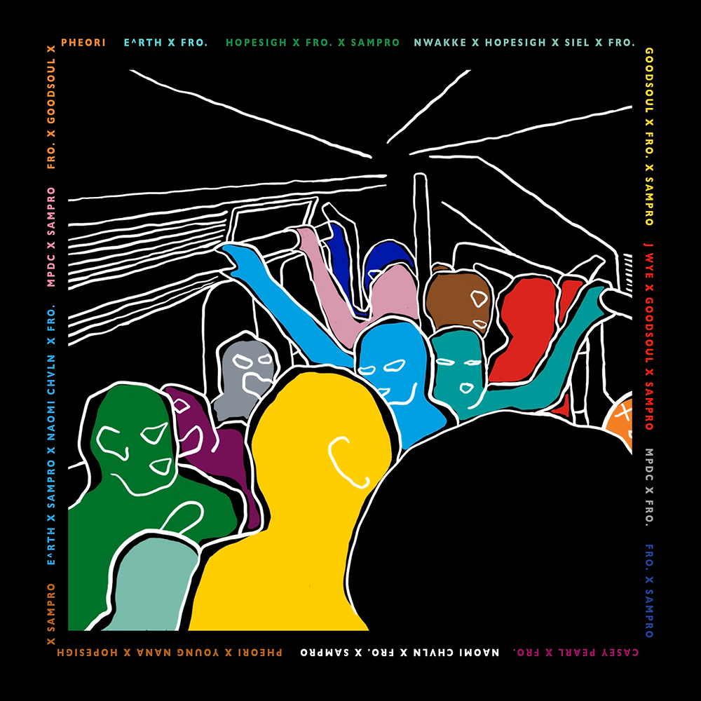 Noutéka LP L I N E S album cover