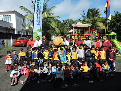7th #GetHealthy Kids Day at The Cubbies International Pre-Primary School