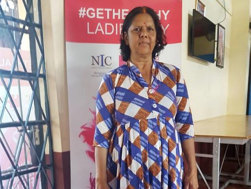 70 personnes dépistées au GetHealthy Ladies Day à L'Escalier