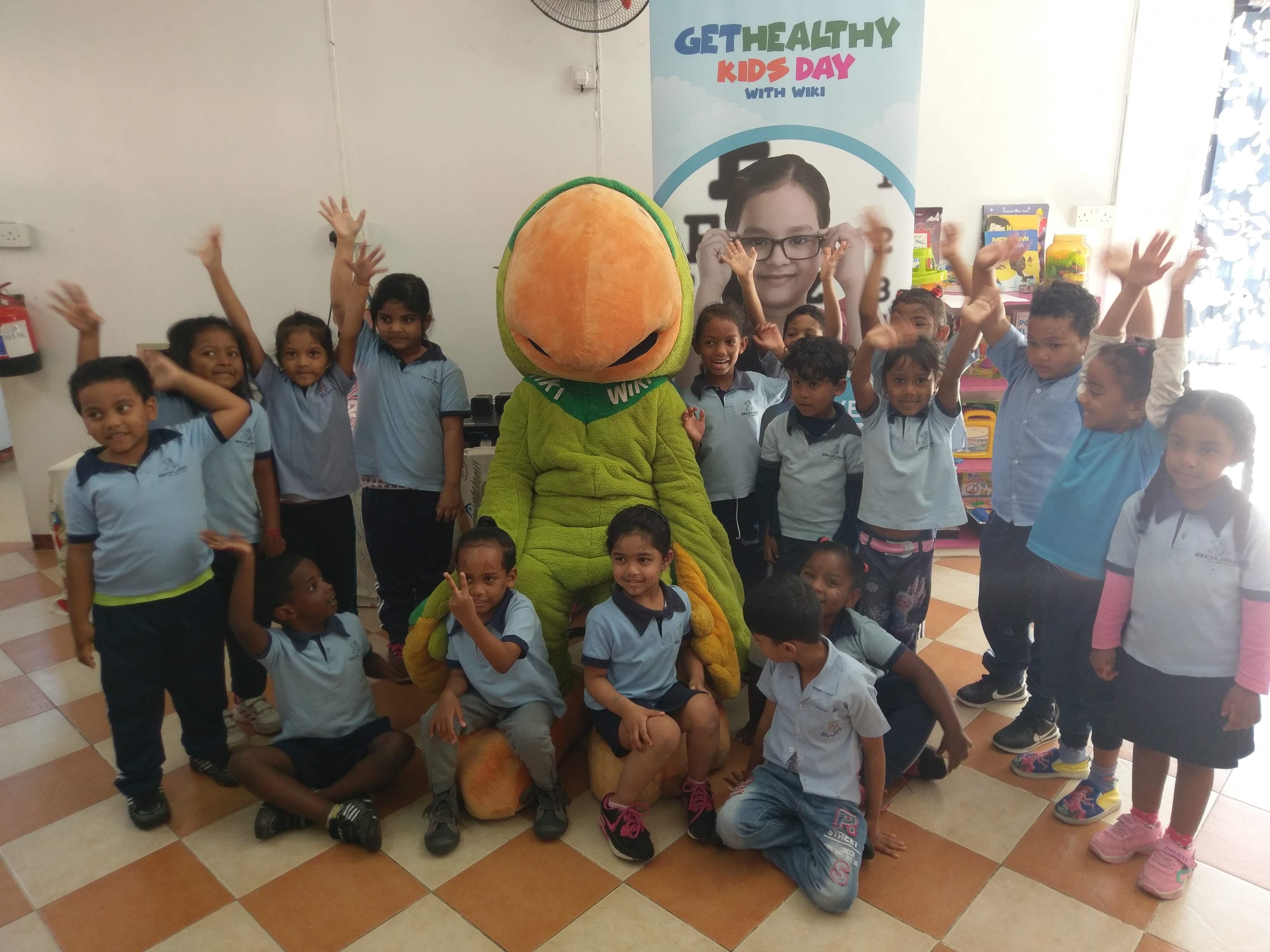 NIC GetHealthy Kids Day 33