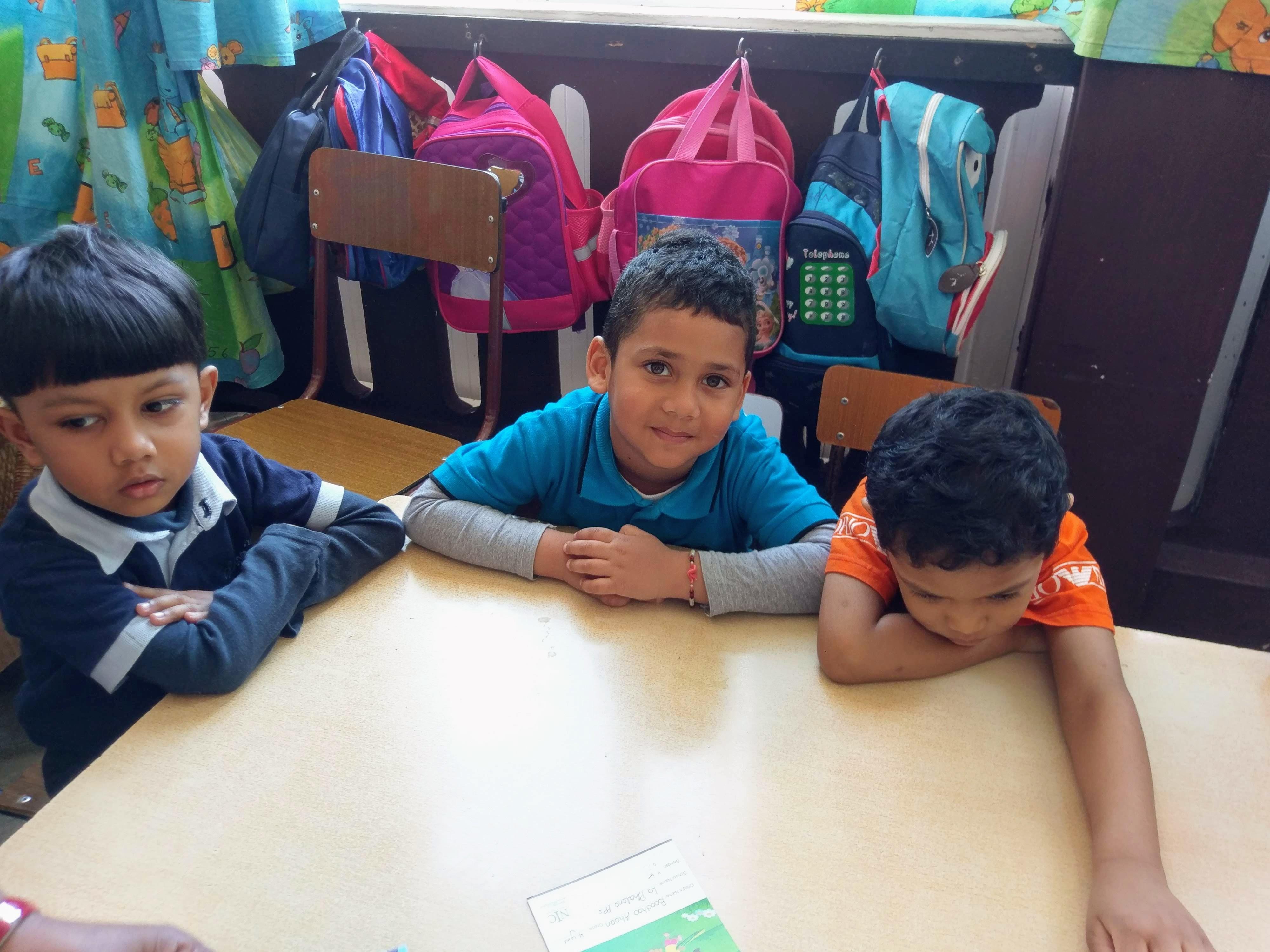 #GetHealthy Kids Day - La Phalène
