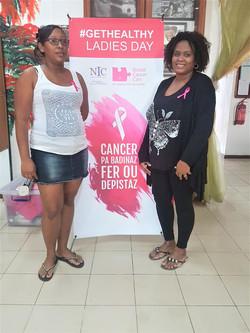 NIC GetHealthy Ladies Day Maheb0_opt
