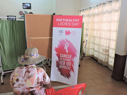 GetHealthy Ladies Day Bambous