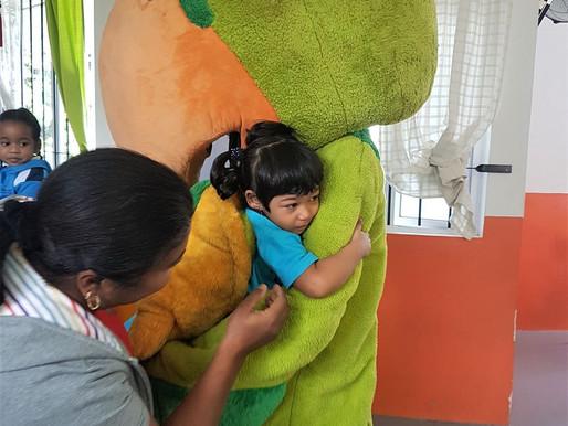 #GetHealthy Kids Day at The Cuddles Kindergarten