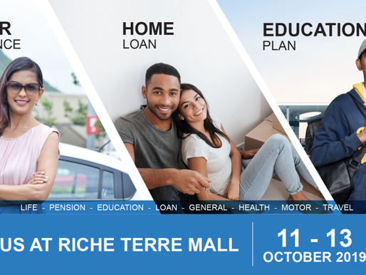Meet Up with NIC at Riche Terre Mall