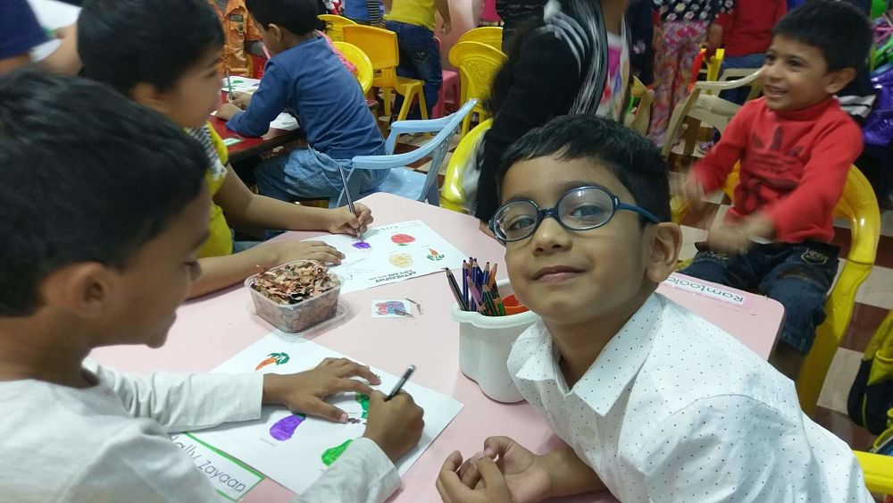 #GetHealthy Kids Day - The Blossom