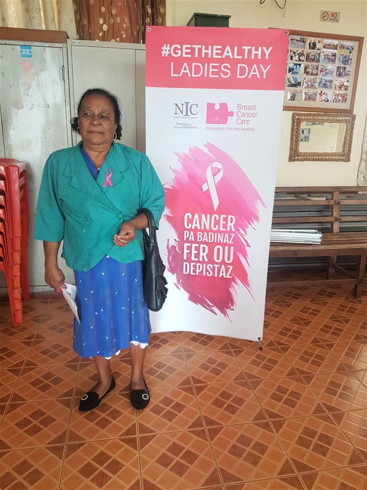 GetHealthy Ladies Day Qua. Militaire