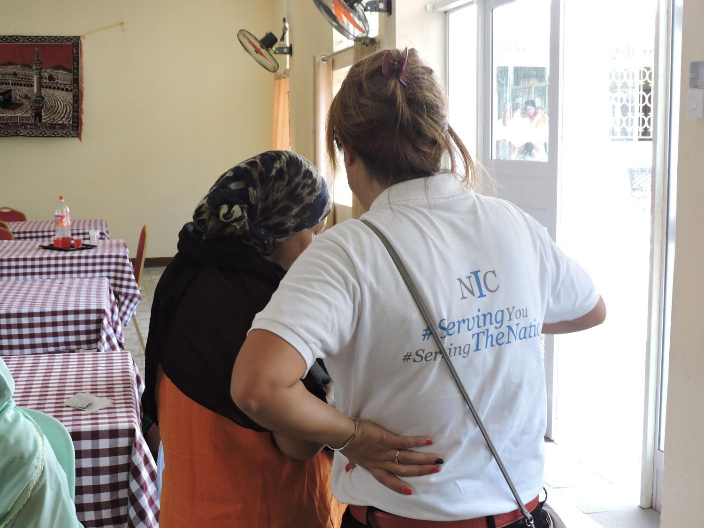 NIC Get Healthy Elders Day 9