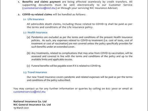 Client Notice 19 March 2021