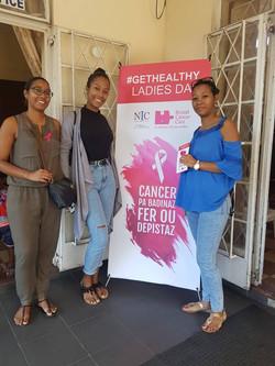 NIC GetHealthy Ladies Day Triolet