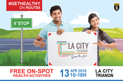 NIC - GETHEALTHY ON ROUTE8 - 8th STOP -