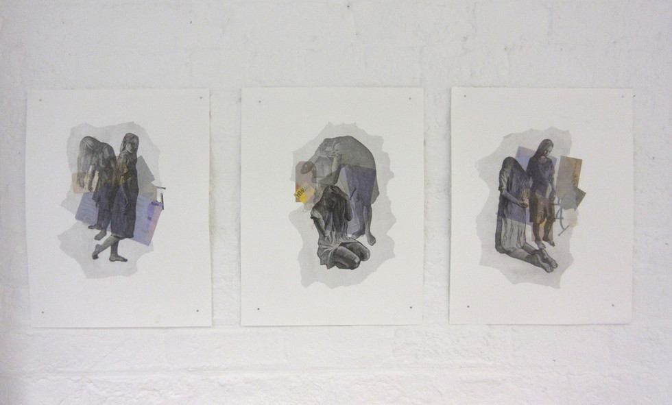 Triptych (The fetch)