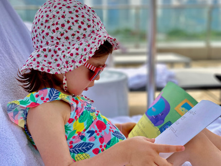 Los cuentos de Paula (I). Quiero que mi bebé sea un lector feroz, ¿cómo lo consigo?