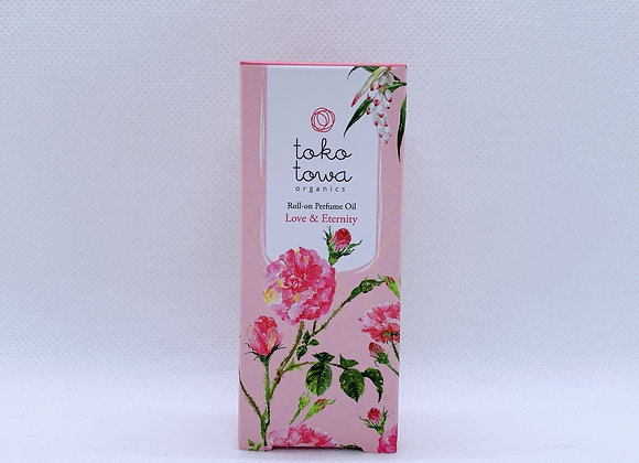 tokotowa organics ロールオンパフュームオイル (ピンク)