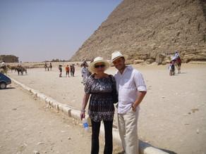 Cómo conocí a Nefertiti (IV). El huracán Tatita.
