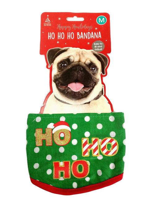 Christmas Bandana