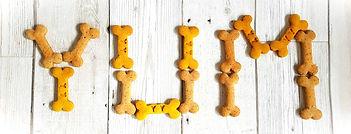 Handmade Dog Treats Free From Meat, Soya, Wheat, Eggs & Dairy